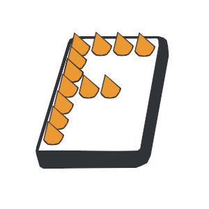 thumb /Caracteres perforants/