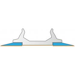 Corrugate U-Bend